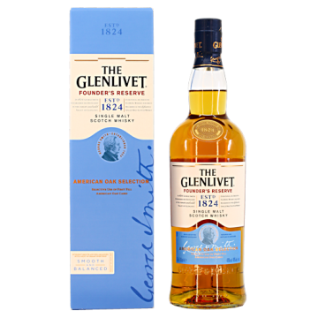 The Glenlivet Founder's Reserve